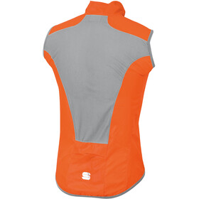 Sportful Hot Pack Easylight Vest Men Orange SDR